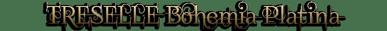 TRESELLE Bohemia Platina