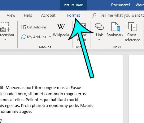 How to Flip an Image in Word for Office 365 ...
