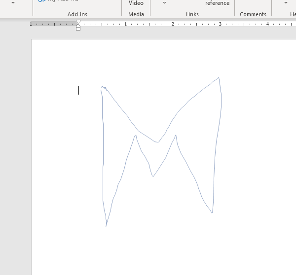 how to draw in Word