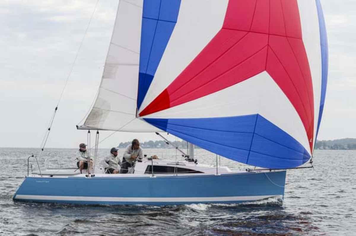 Catalina 275 Sport Sailboat By Catalina Yachts