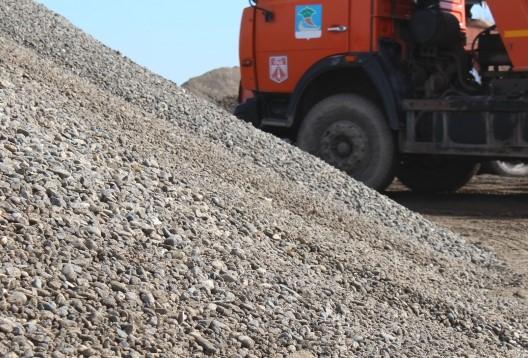 ПГС – песчано-гравийная смесь Masti-k