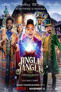 Read more about the article Jingle Jangle A Christmas Journey (2020)