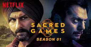 Read more about the article Sacred Games – Season 01 – Complete