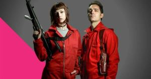 Read more about the article Money Heist From Tokyo to Berlin (Episode 01) in Hindi