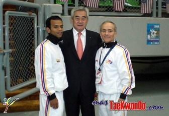 Oskar Posada - Taekwondo Colombia