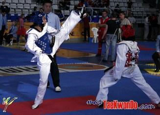 Taekwondo Chile - Alicante, España 2010 - 16