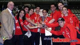 Taekwondo Chile - Alicante, España 2010 - 18