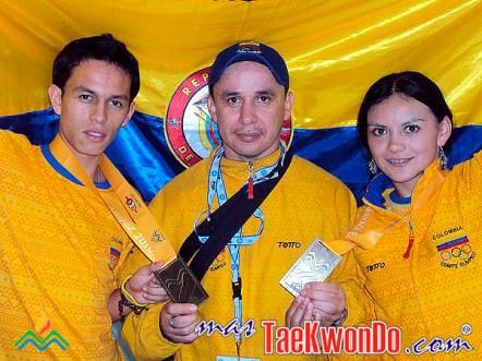 Oros-Colombia-Taekwondo_Mayaguez-2010