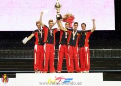 Mundial por Equipos, ESP Plata