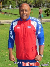 Carlos Banasco_Presidente de la Federacion Cubana de Taekwondo