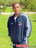 David Vidal_Equipo Olimpico de Rep Dominicana
