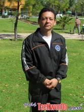 Xavier Romero_Equipo Olimpico de Ecuador