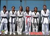 Atletas del Centro de Entrenamiento Regional de la Región de Valparaíso