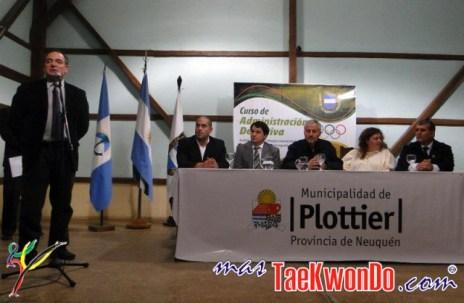 Curso de Administración Deportiva del COA en Neuquén