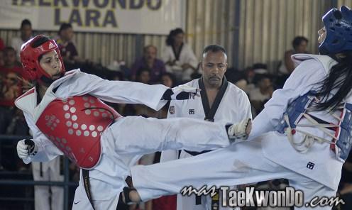 """El taekwondo venezolano buscará sus cupos a los II Juegos Olímpicos de la Juventud, que este año se desarrollarán en Nanjing, China, con un equipo compacto y que suma importante rodaje internacional, el cual terminó de definirse tras el último chequeo celebrado el pasado fin de semana en el dojang """"Adriana Carmona"""" de Guanta, Puerto La Cruz."""