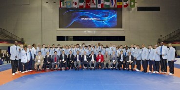 Suzhou 2014, taekwondo, IR