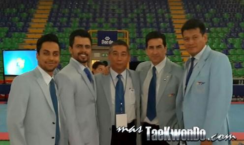 Costa Rica Open 2014, Día 1 IR