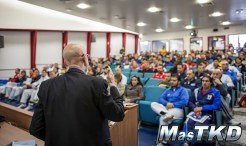 Curso de capacitación para entrenadores de la Unión Europea de Taekwondo
