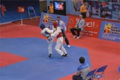 5th Asian Taekwondo Clubs Championships, Combate