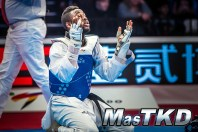 20171022_Dia3_Grand-Prix-Series-3_London2017_Cheick-Sallah-Cisse-CIV-after-the-final-match-of-M-80kg