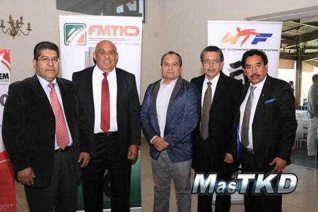 Estado de México realizó Congreso Estatal y Mesa de Debates