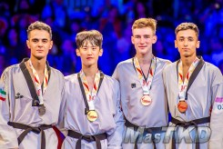 Day-1_Manchester-2018-World-Taekwondo-Grand-Prix_Podio_M-68