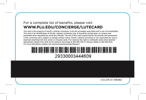 The Lutecard now has your library barcode printed on the back –– no more stickers!