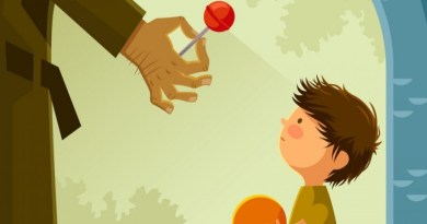უცნობისგან მომავალი საფრთხე და სკოლამდელი ასაკის ბავშვები