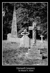 Cemetery Near Hartwell House
