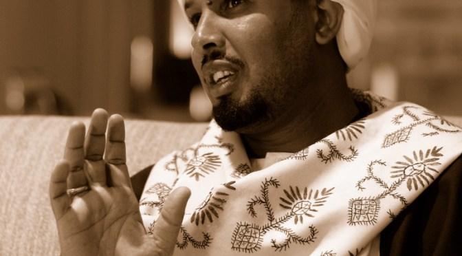 Photo: Sheikh Muhammad al-Fatih al-Sudani