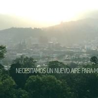 Necesitamos un nuevo aire para Medellín Mariana ti…