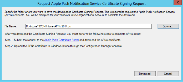 sccm2012r2_Apple_APNs_Intune_2