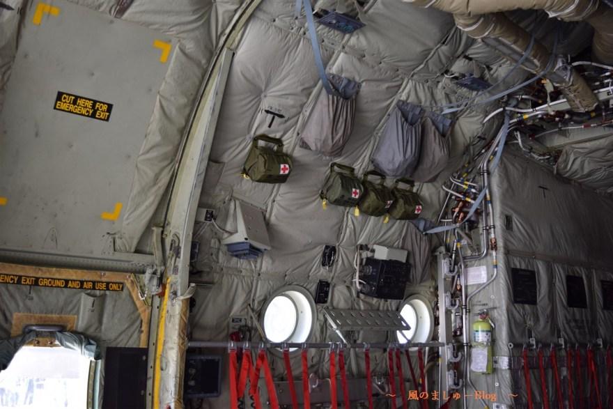 C-130J 搭乗