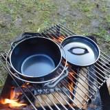 ユニフレーム 6インチ ダッチオーブン