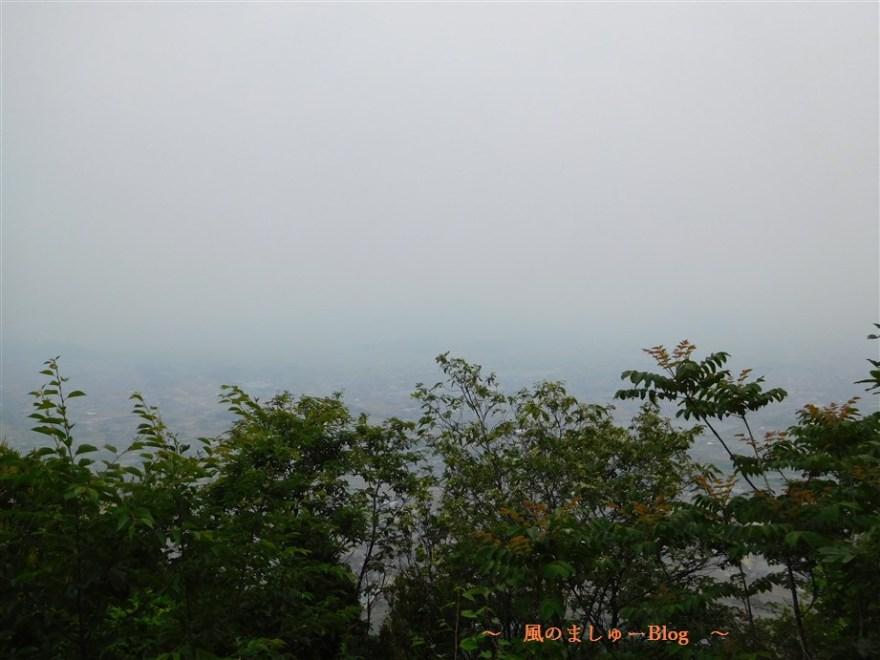 飯野山 展望台