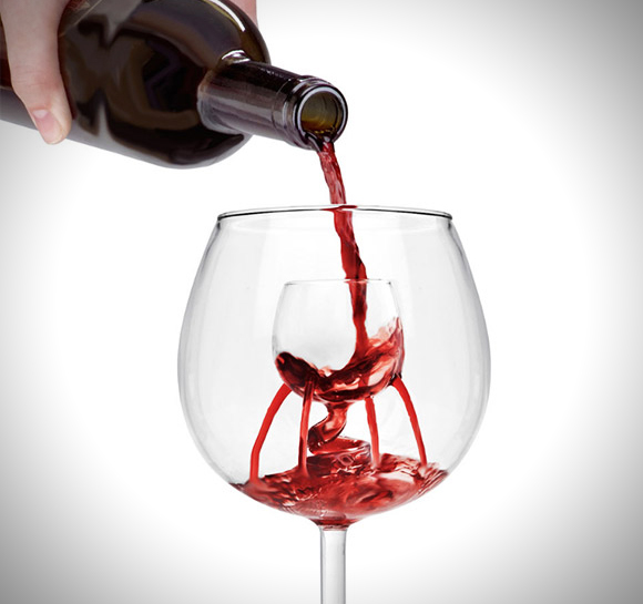 11 Unique Wine Glasses