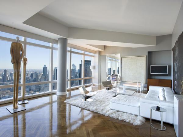 60 Million Superlative New York City Penthouse