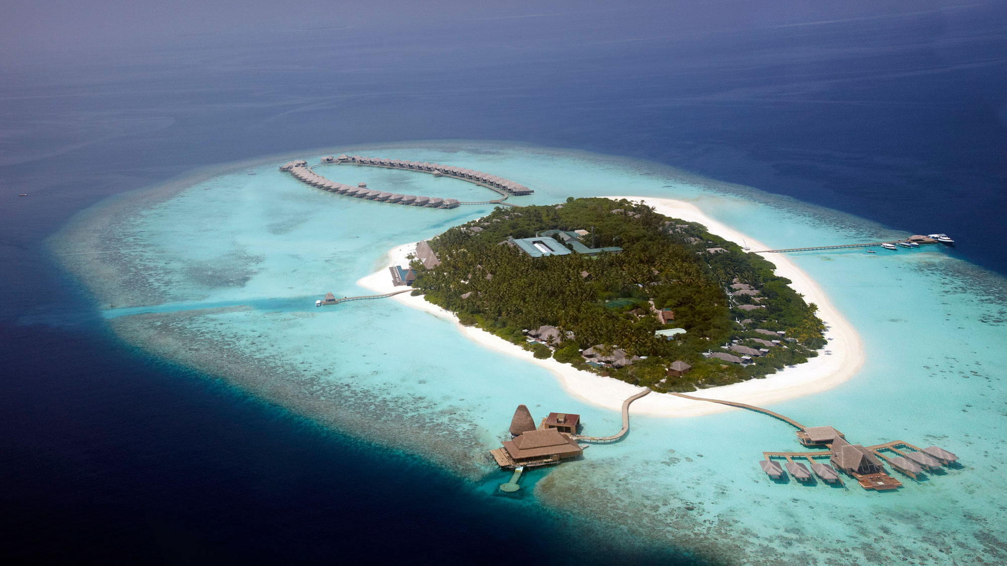 Anantara Kihavah Villas In Maldives