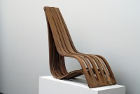 Bentwood Chair by Justin Mast