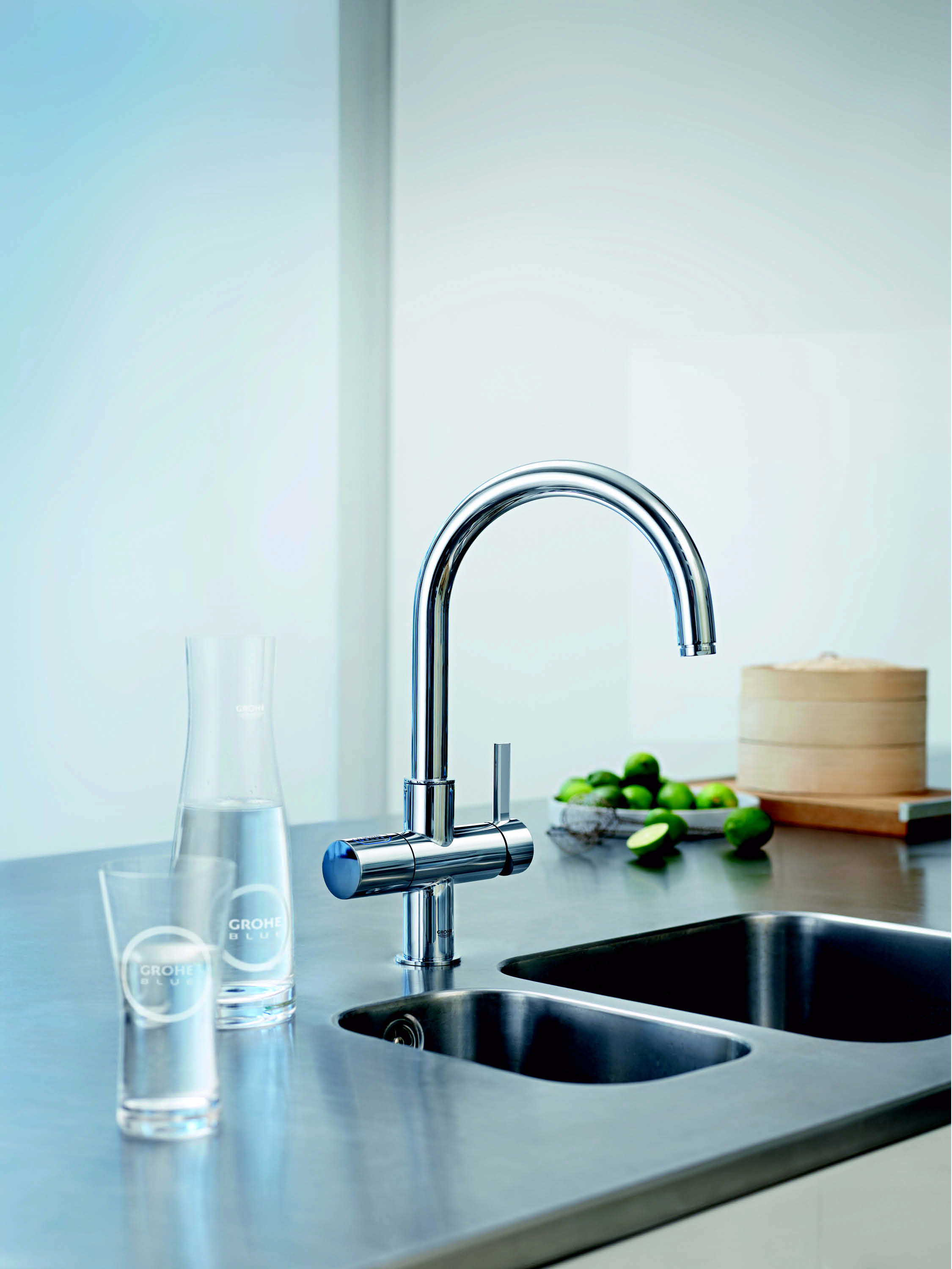 grohe concetto kitchen faucet parts delta faucet 9159ardst trinsic single handle pulldown. Black Bedroom Furniture Sets. Home Design Ideas