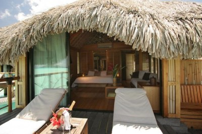 Bora Bora's Luxury Pearl Beach Bungalows