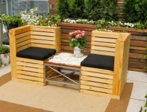 Chairs Recycled Pallets