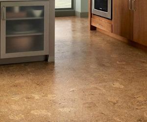 desk chair mat for hardwood floors 3 in 1 potty natural lino corkoleum from usfloors