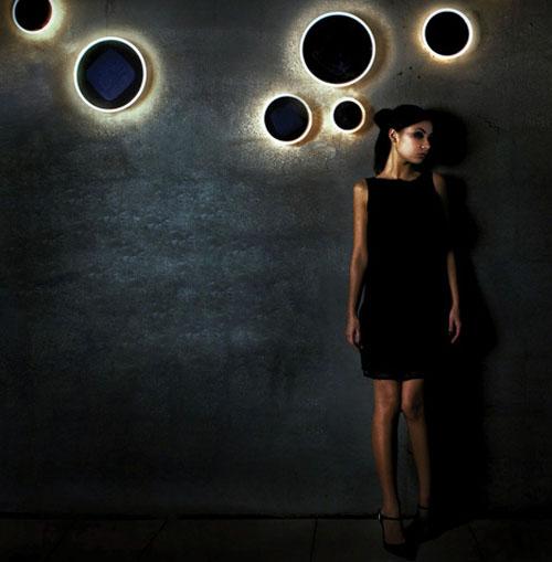 Fashion Lights Light Picture Frame
