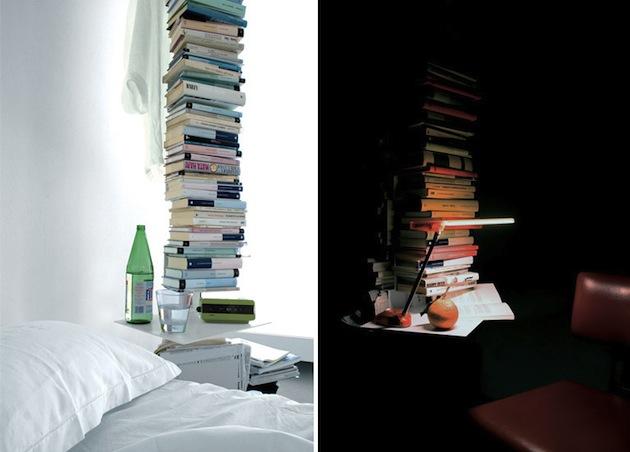 Extendo Bedside Bookshelf