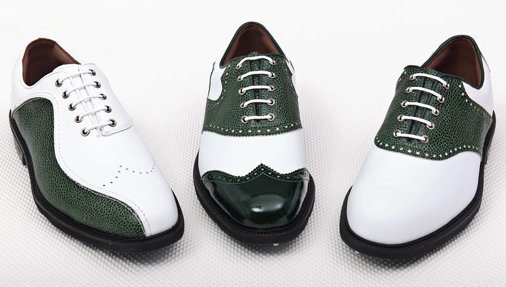 FootJoys Stylish Stingray Golf Shoes