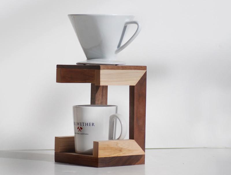 hickory and walnut coffee