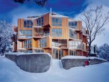 Architecture Apartment Hotel