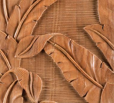 arts and crafts kitchen lighting soup volunteer houston indah, banana leaf teak tile