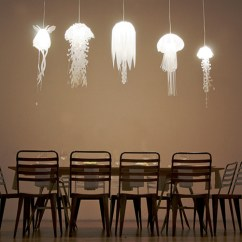 Office Chair Mat Bamboo Best For Short Person Jelly Fish Lamps | Roxy Russel Design